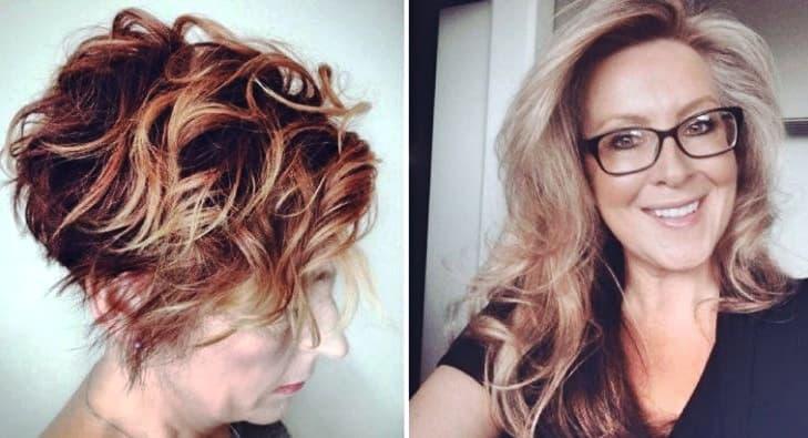 30 Wunderschönen Frisuren ab 30 Einfach Stilvoll Haarschnitt ...