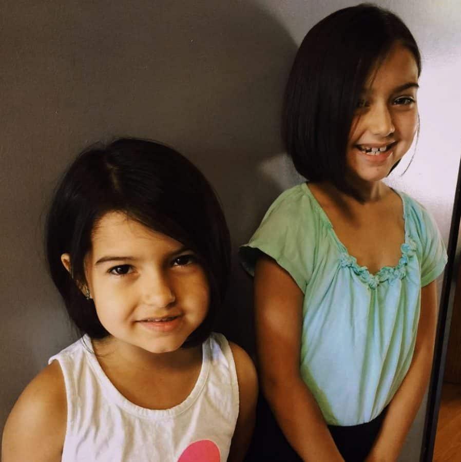 Bob Frisuren Kinder Asymmetrischer Bob Haarschnitt Haar Inspiration