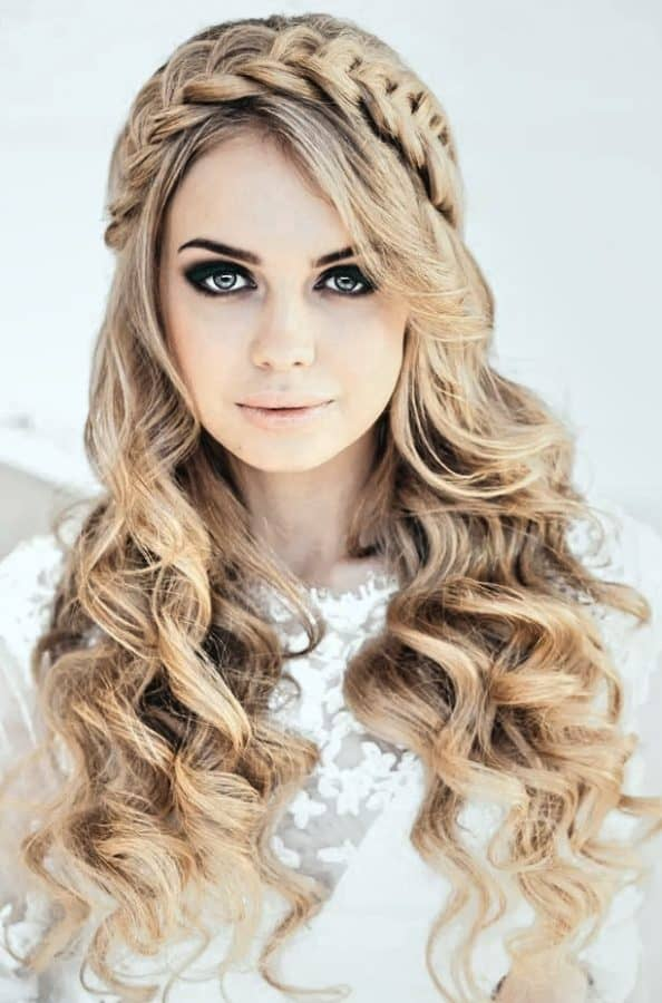 Pinterest frisuren 2019 halblang