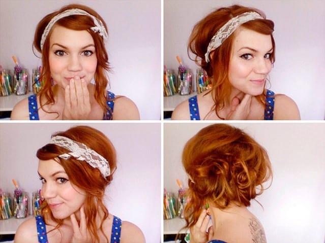 Einfache Frisuren Lange Haare Ideen Sommerfrisur