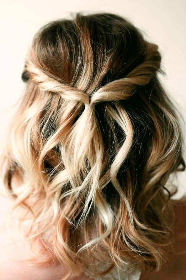 Festliche Frisuren Mittellanges Haar Inspirationen