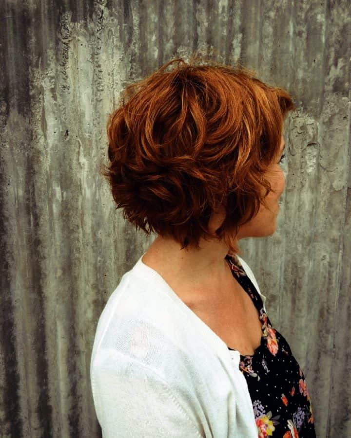 Haarschnitt Stufig Awesome Die Meisten Frisuren Frauen Mittlere