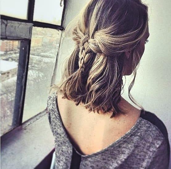 Frisuren zum Dirndl Kurze Haare Ideen