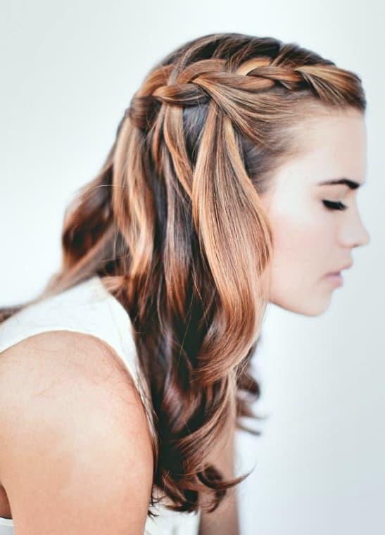 Hochzeit frisur sehr dünnes haar