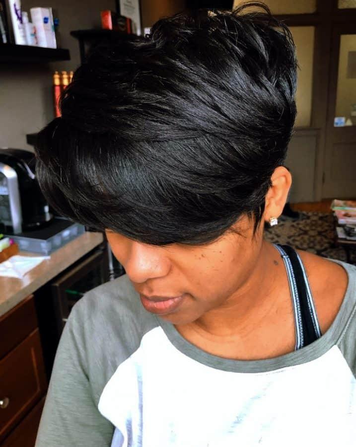 Kurzer Haarschnitt Inspirationen