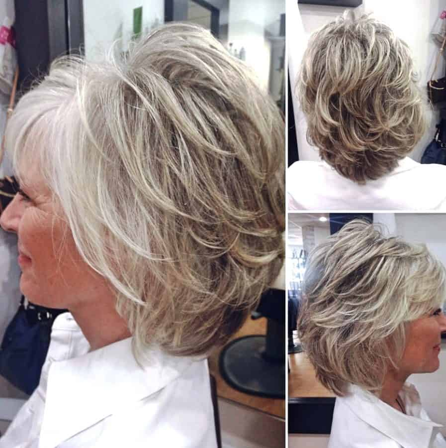 Frisuren fur frauen ab 50 locken