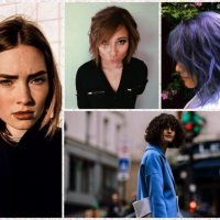 28 Inspirationen Frisuren Mit Pony Mittellang Langes Kurz Bob