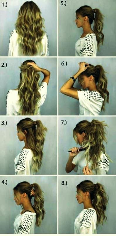 Einfache Frisuren für Dünnes Langes Haar Inspirationen