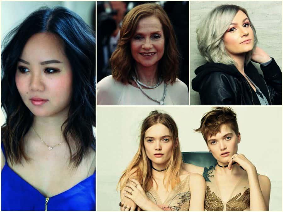 Top Frisuren für Dünnes Haar Inspirationen Haarschnitte mit rundes gesicht, ab 50, männer, bob, ab 60, ab 40, kurz, pony, glattes, einfache und ideen