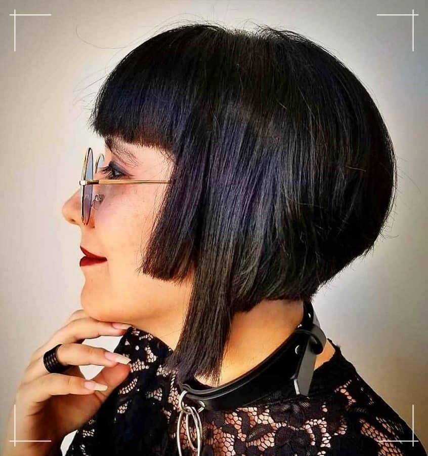 15 Futuristischer Non-Banal-Haarschnitt