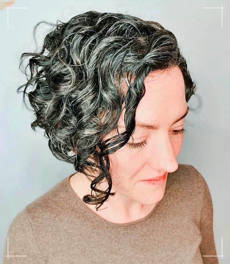 16 Asymmetrisch Frisuren Kinnlang