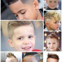 Coole Jungs Frisuren und Haarschnitte Ideen