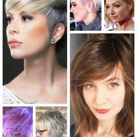 Beste Freche Kurzhaarfrisuren Haarschnitte für Ihren neuen Look im Jahr